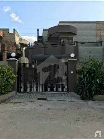 8 Marla House For Sale In City Villas.