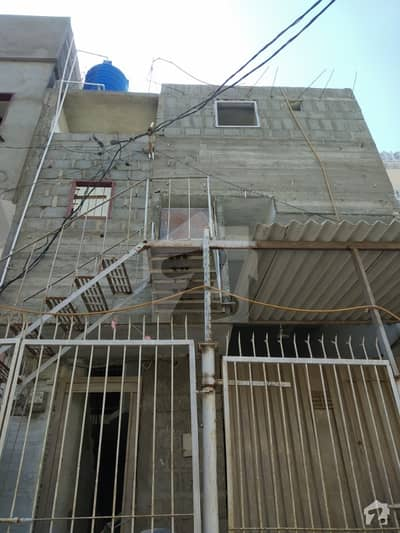 House For Sale In Korangi - Sector 7/A