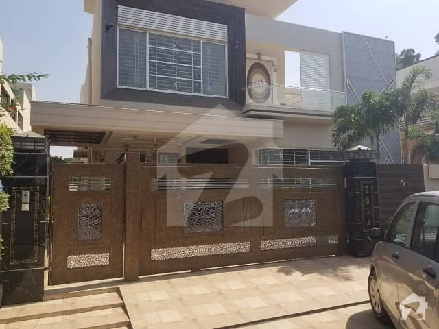10 Marla Neat And Clean House For Sale In Punjab Cooperative Housing Society Lhr