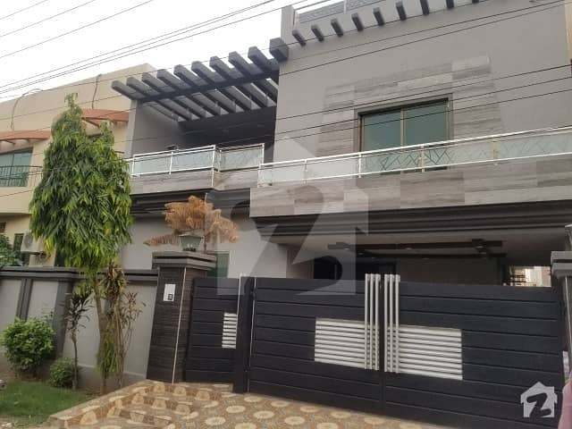 10 Marla Neat And Clean House For Sale In Pchs Lhr Near Dha Phase 4