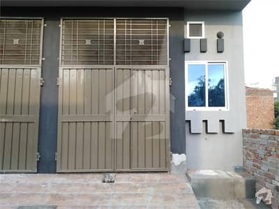 Perfect 2.75 Marla House In Green Cap Housing Society For Sale