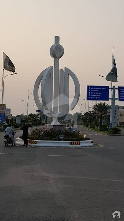 5 Marla Brand New Ground Floor Awami Villa Flat Available For Sale In Bahria Orchard Lahore