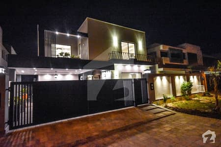Kanal Brand New Galleria Designed Bungalow In Dha Phase 6