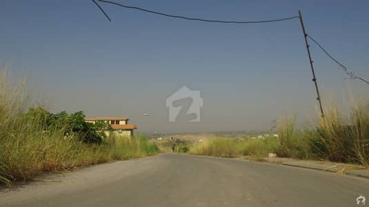 1 Kanal Plot In DHA Phase 5 Sector B St No 24 Height Location Solid Line A Beautiful Plot For Sale