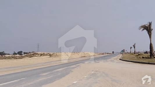 1 Kanal Plot For Sale At Good Location With Investors Rate