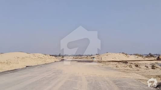 10 Marla Residential Plot In Dha Defence For Sale At Good Location