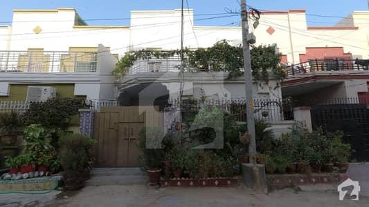 120 Square Yard G+1 House For Sale In Haris Bunglows Safora Chowrangi University Road Karachi