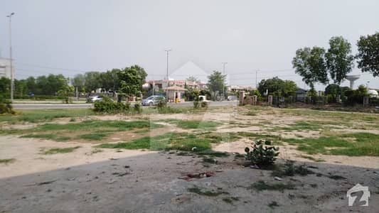 12 Marla Residential Plot For Sale In Sector M7 Block C