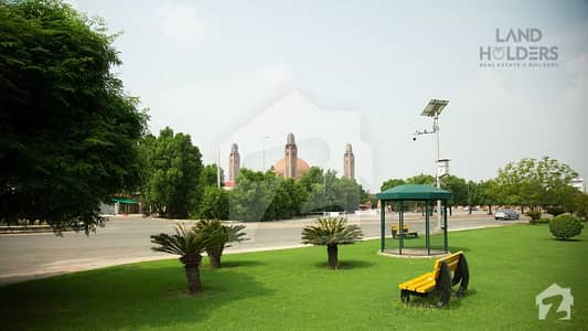 Reasonable Price 5 Marla Plot For Sale In Ghaznazvi Extension