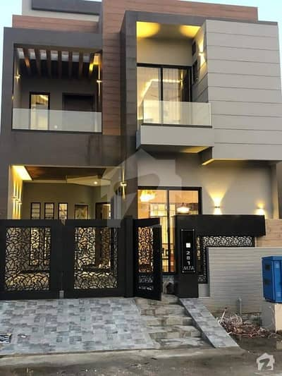 7 Marla Brand New House For Rent