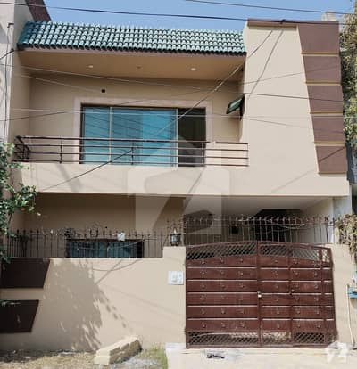 6 Marla( 2 By 2 Bedrooms) Facing Park House At Very Hot Location Back Of Main 150 Ft Road