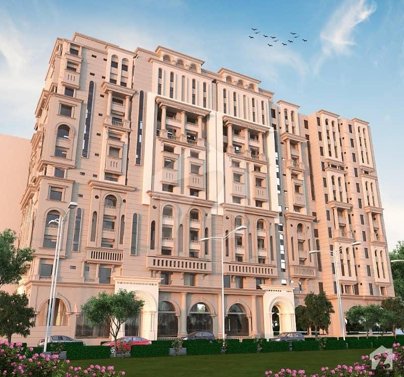 ایچ ۔ 13 اسلام آباد میں 1 کمرے کا 3 مرلہ فلیٹ 56.25 لاکھ میں برائے فروخت۔