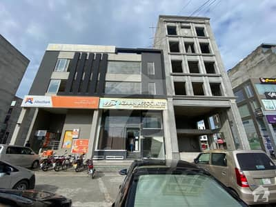 04 Marla Commercial Plot For Sale In State Life Society J Block