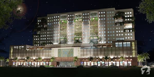 Dha Gold Crest Mall Commercial Shops For Sale