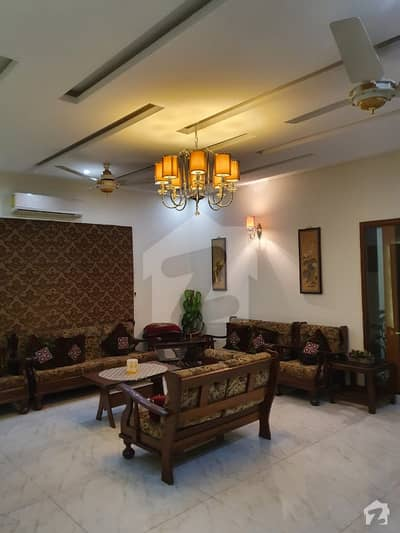 1 Kanal Brand New House Fully Furnished Available For Rent In Bahria Town