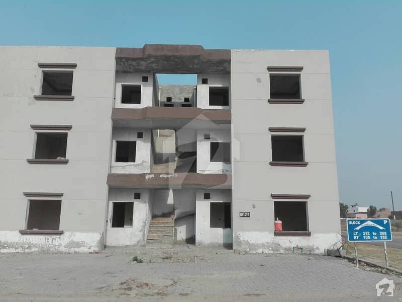 5 Marla Flat Is Available For Sale In Khayaban-e-Amin