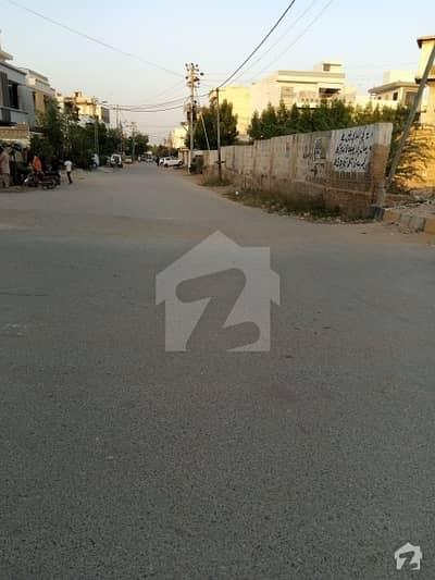 گلستانِِ جوہر ۔ بلاک 1 گلستانِ جوہر کراچی میں 1.2 کنال رہائشی پلاٹ 4.25 کروڑ میں برائے فروخت۔