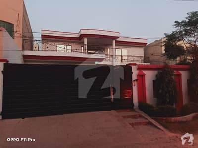1 Kanal House Available For Rent At Very Good Approach In A Gated Society Near Northern Bypass  Bzu