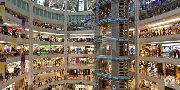 8 Kanal Running Condition Fully Furnished Shopping Mall For Urgent Sale (islamabad Blue Area)
