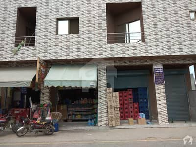 4 Marla Building In Punjab Coop Housing Society For Sale At Good Location