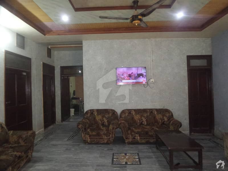 7 Marla House In D Ground For Rent At Good Location