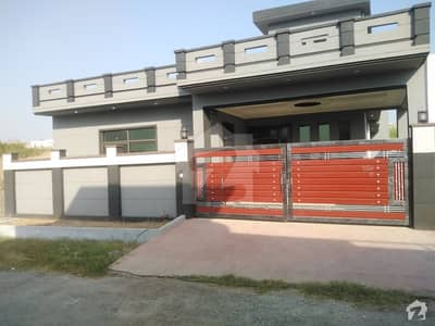 Single Storey House Is Available For Sale In Phase 4