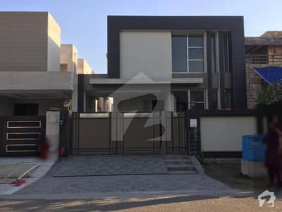 10 Marla Modern Design Brand New Luxury Bungalow For Sale