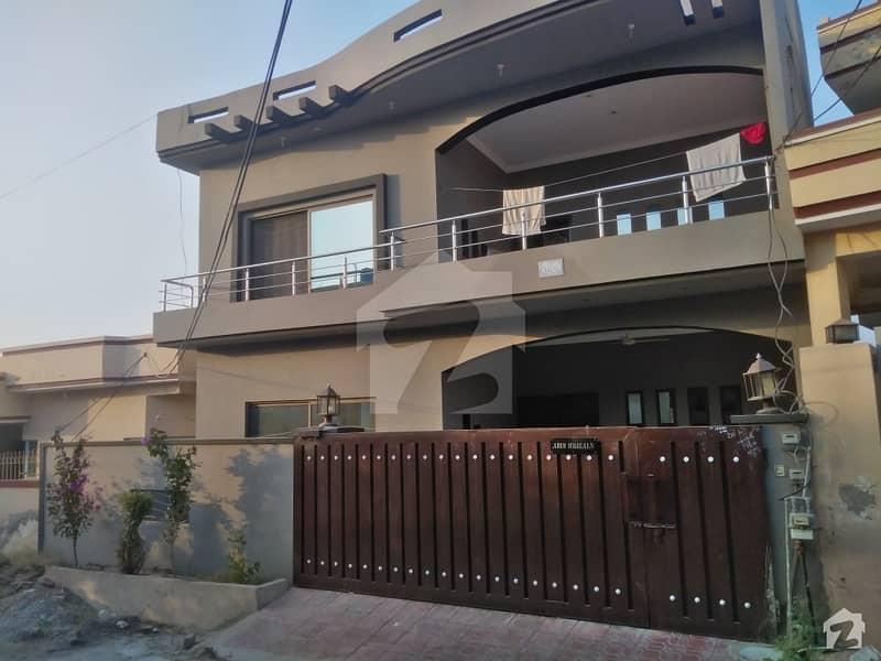 اڈیالہ روڈ راولپنڈی میں 4 کمروں کا 10 مرلہ مکان 1.35 کروڑ میں برائے فروخت۔