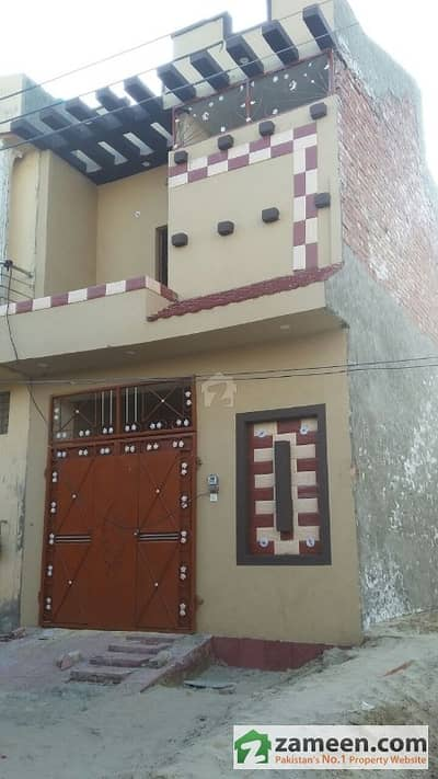 3 Marla Double Storey House For Sale In Nishtar Colony