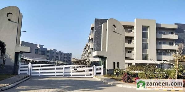 One Bed Flat 500 Sq Yd At Spring Apartments