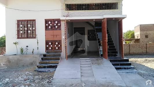 بسمہ سٹی نیوہالا - میرپرخاص روڈ لنک حیدر آباد میں 6 کمروں کا 5 مرلہ مکان 1.1 کروڑ میں برائے فروخت۔
