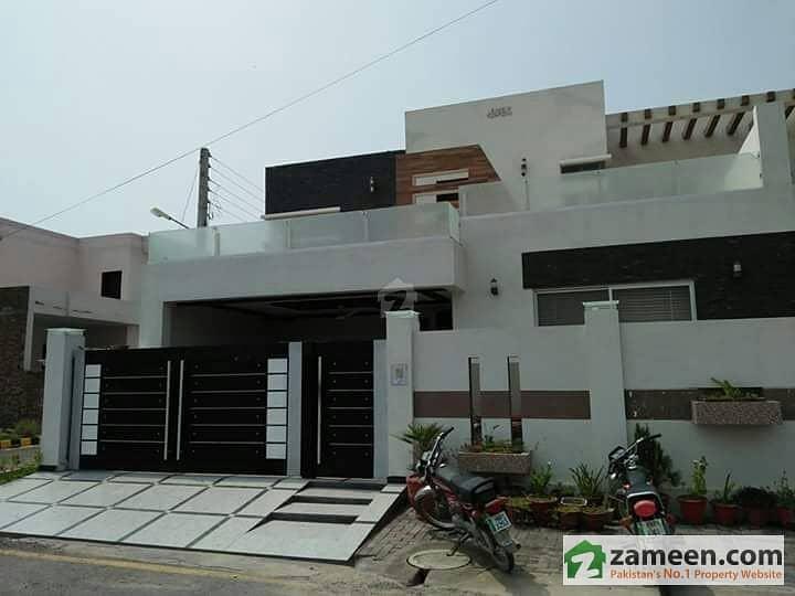 10 Marla Corner Fully Furnished House For Sale In Sahar Villas Multan