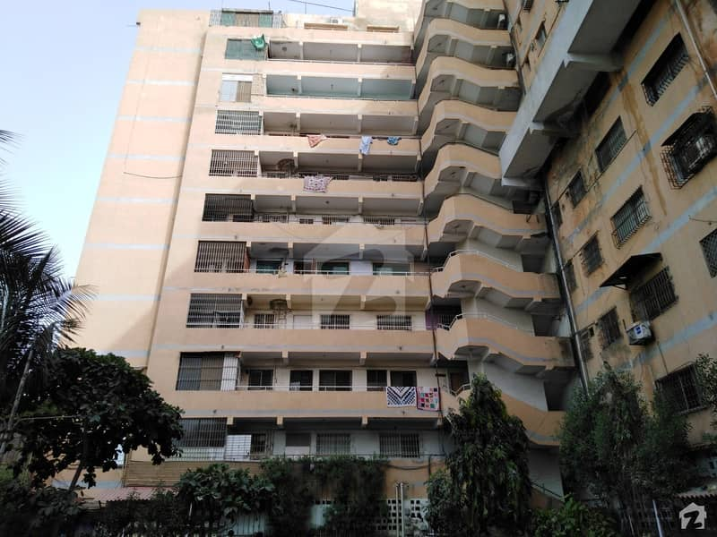 Sea Breez Height 3rd Floor 2 Bed Apartment Available For Sale In Clifton Block 2