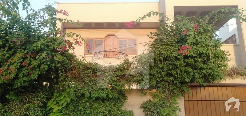 ڈی ایچ اے فیز 7 ڈی ایچ اے کراچی میں 5 کمروں کا 1 کنال مکان 8.5 کروڑ میں برائے فروخت۔