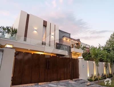 Leads Presents 1 Kanal Marvelous Brand New House For Sale On Prime Location With Full Basementhome Theater