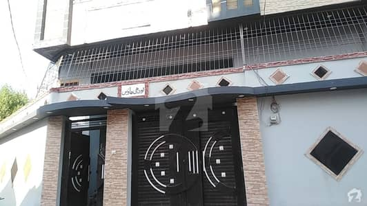 150 Yard Triple Storey House For Sale In Latifabad Unit 12 Near To Main Bazar 12 Number