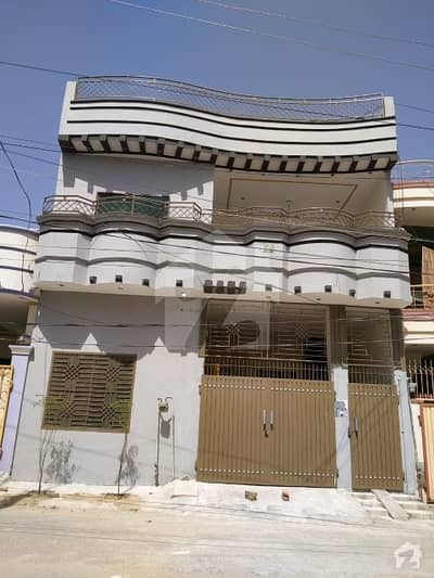 House Of 1125  Square Feet In Muslim Town Is Available