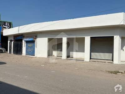 Rana Town Adiyan Road Corner Commercial Plot Two Side Open