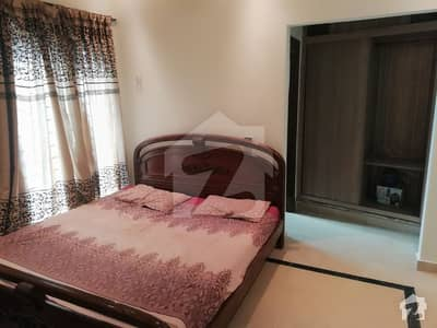 1 Bedroom Full Furnished Room For Rent In Dha Phase 3 Block X Prime Location In 1 Kanal House