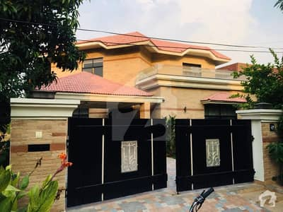 The Most Beautiful Design 1 Kanal Bungalow For Rent At Superb Location