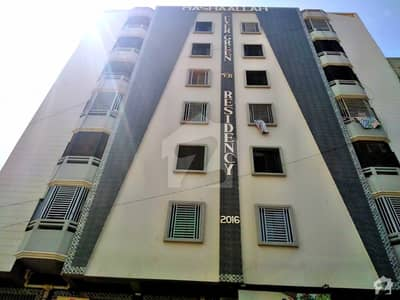 Ever Green Opposite Ali Palace 1430 Square Feet Flat For Sale In Qasimabad Hyderabad