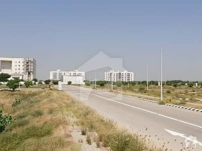 CBD 500 Yards Commercial Plot In Dha City Karachi For Sale