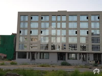 Ground Floor Shop 3000 Sq Feet 600 Yards Brand New Office Building Available For Rent In Dha Phase 8 Murtaza Commercial