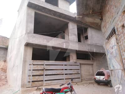 Grey Structure Double Storey House For Sale