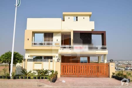 10 Marla Double Unit Brand New House Is Available For Sale