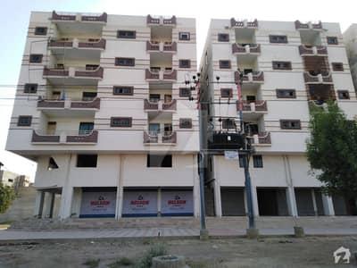 گلشنِ معمار گداپ ٹاؤن کراچی میں 2 کمروں کا 4 مرلہ فلیٹ 36 لاکھ میں برائے فروخت۔