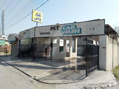 Car Service Station For Sale