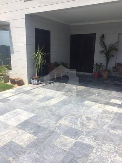Brand New 1 Kanal Single Storey Beautiful House For Sale