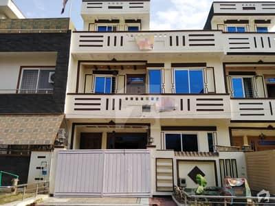 جی ۔ 13/1 جی ۔ 13 اسلام آباد میں 4 کمروں کا 5 مرلہ مکان 1.95 کروڑ میں برائے فروخت۔
