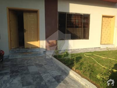 8 Marla Double Unit Full House For Rent In Dha Phase 2 Islamabad